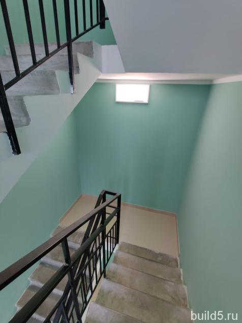 жк нормандия лестница