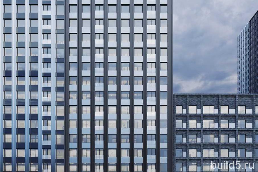 ЖК Баланс (Balance) фасады