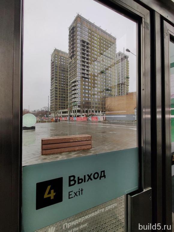 ЖК Талисман на Дмитровском  рядом с метро