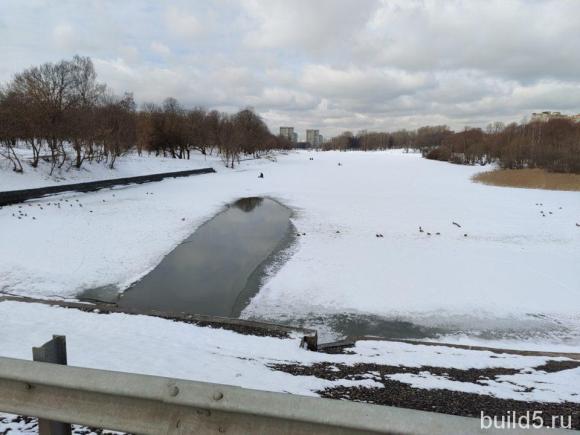 ЖК Расцветай в Люблино река чурилиха