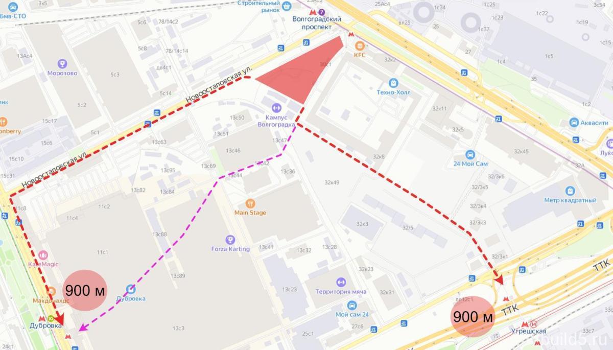 ЖК HighWay метро рядом