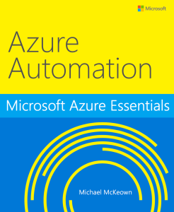 eBook-MSPress-AzureEssentials-AzureAutomation