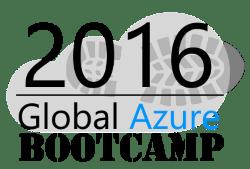 2016 Global Azure Bootcamp