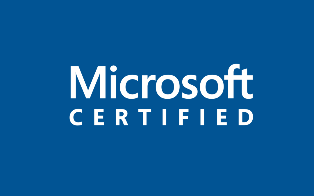 Azure Certification: 70-473 Cloud Data Platform Solutions Specialist – Oct 2015