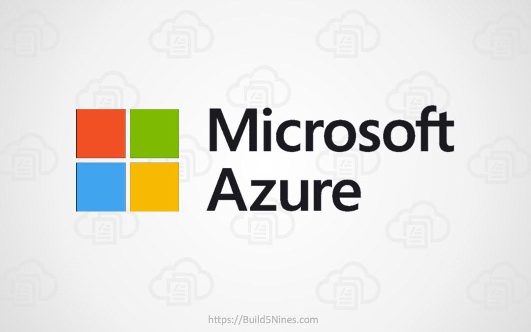 Azure TLS certificate changes