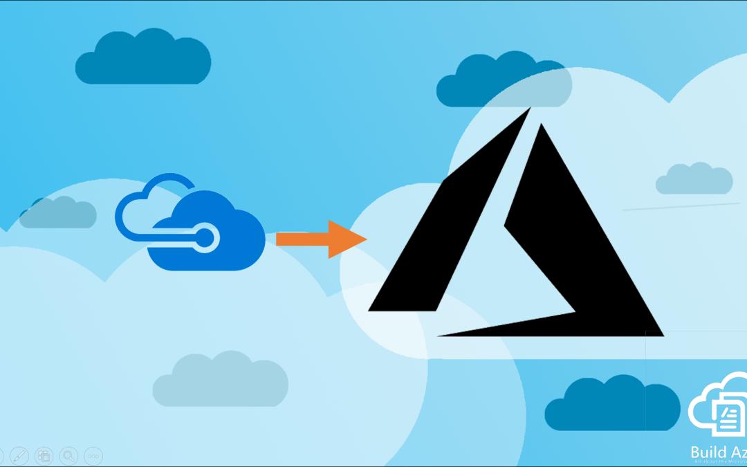 Microsoft Azure gets a new Logo and a Manifesto