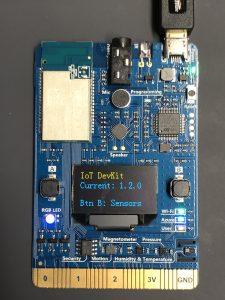 Azure IoT DevKit: Configure Wifi Connectivity - No Wifi? 6