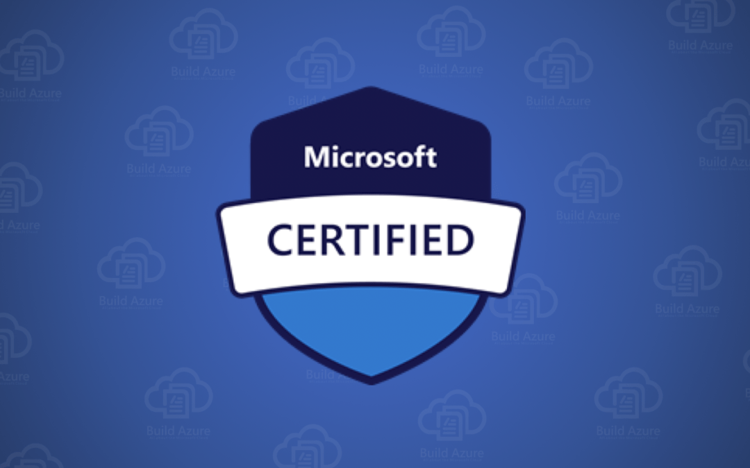 Upgrade to New Azure Certifications with Transition Exams, retiring June 2019!
