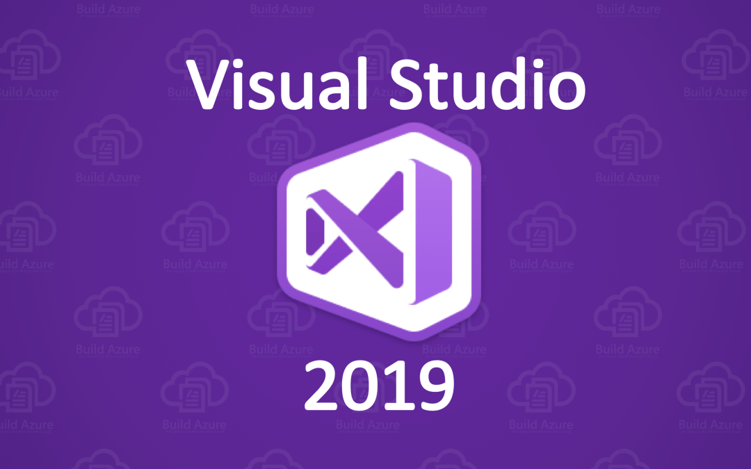 Setup Visual Studio 2019 Development VM in Microsoft Azure Cloud