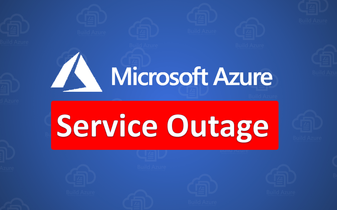 May 2, 2019: Major Azure Outage Due to DNS Migration Issue