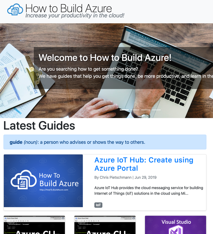 Azure Weekly: July 1, 2019 2