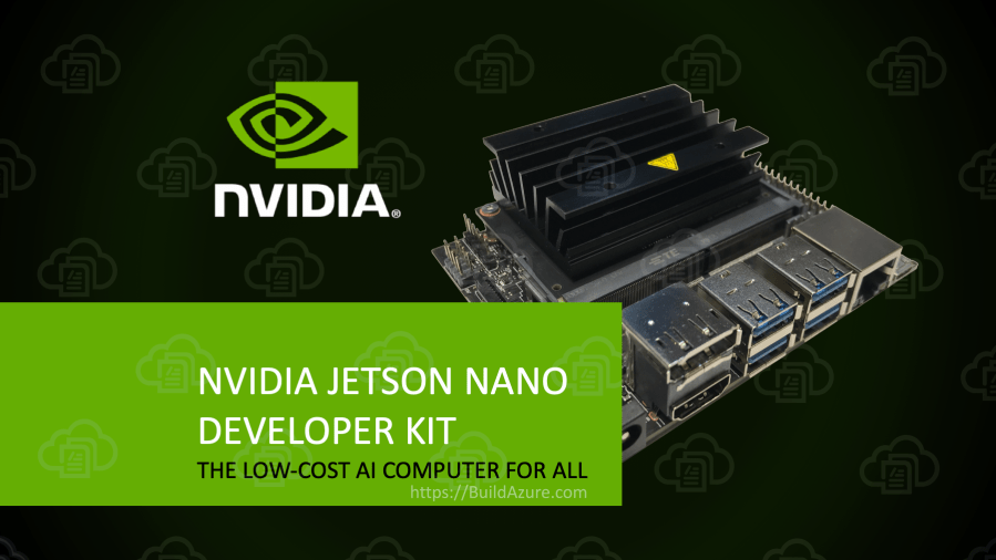 Discover NVIDIA Jetson Nano Developer Kit Ports and Connectors