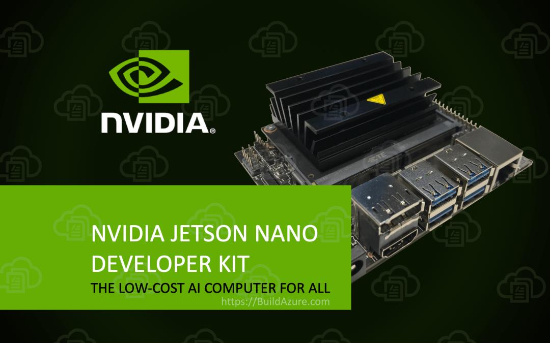 Discover NVIDIA Jetson Nano Developer Kit Ports and Connectors