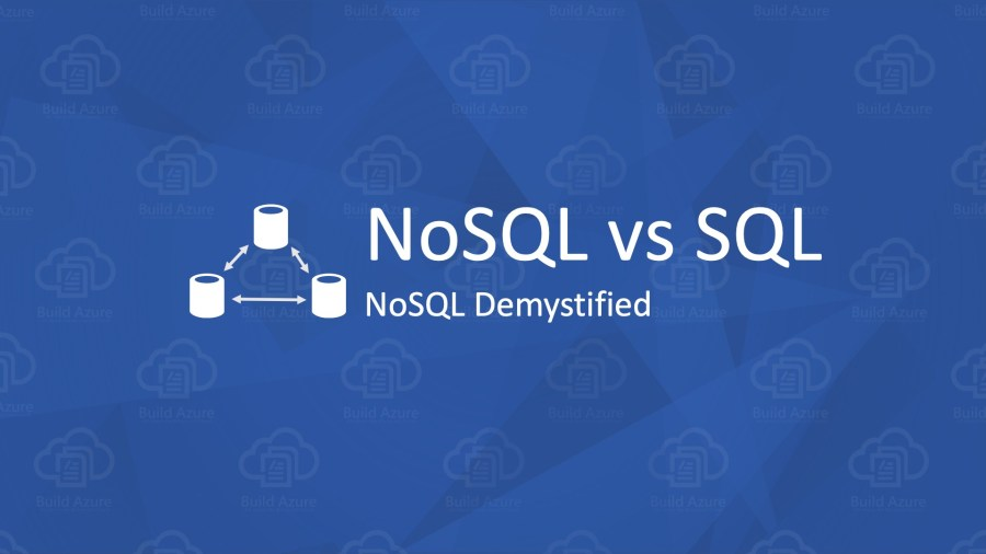 NoSQL vs SQL: Demystifying NoSQL Databases