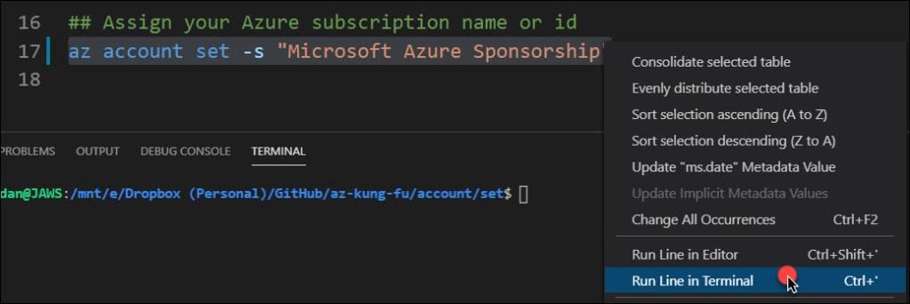 Azure Kung Fu Toolkit 10