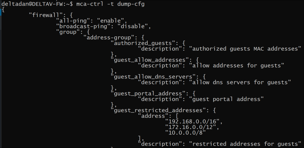 Policy-Based Routing on Unifi USG PRO 4 10