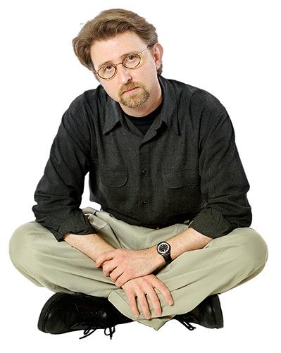 Portrait of Tom Schumacher