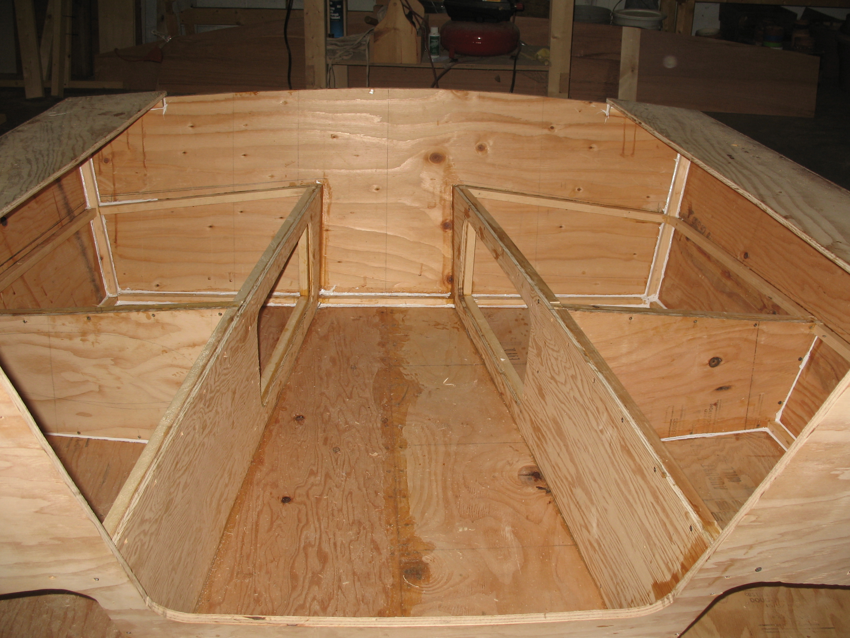 How To Build A Boat Bench Seat J Bome
