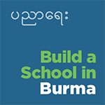 Build A School logo