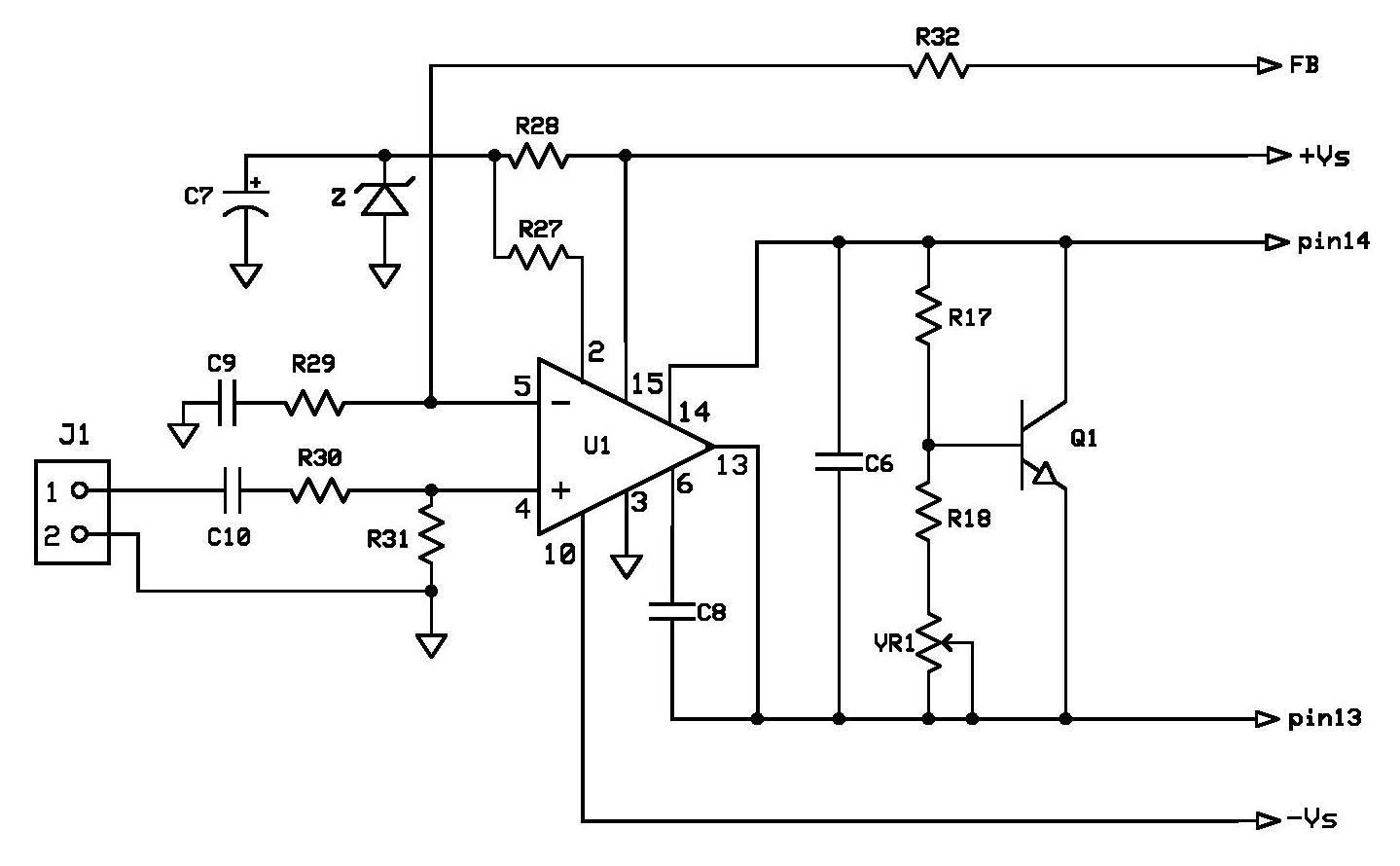 Variac Power Supply