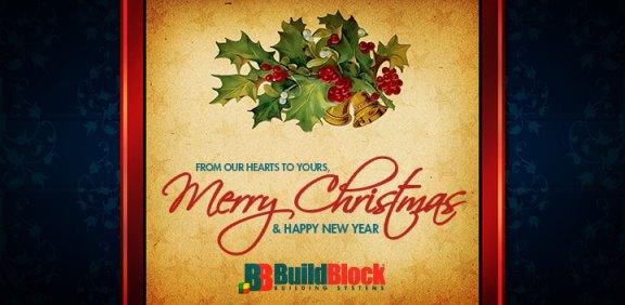 BuildBlock Christmas 2012