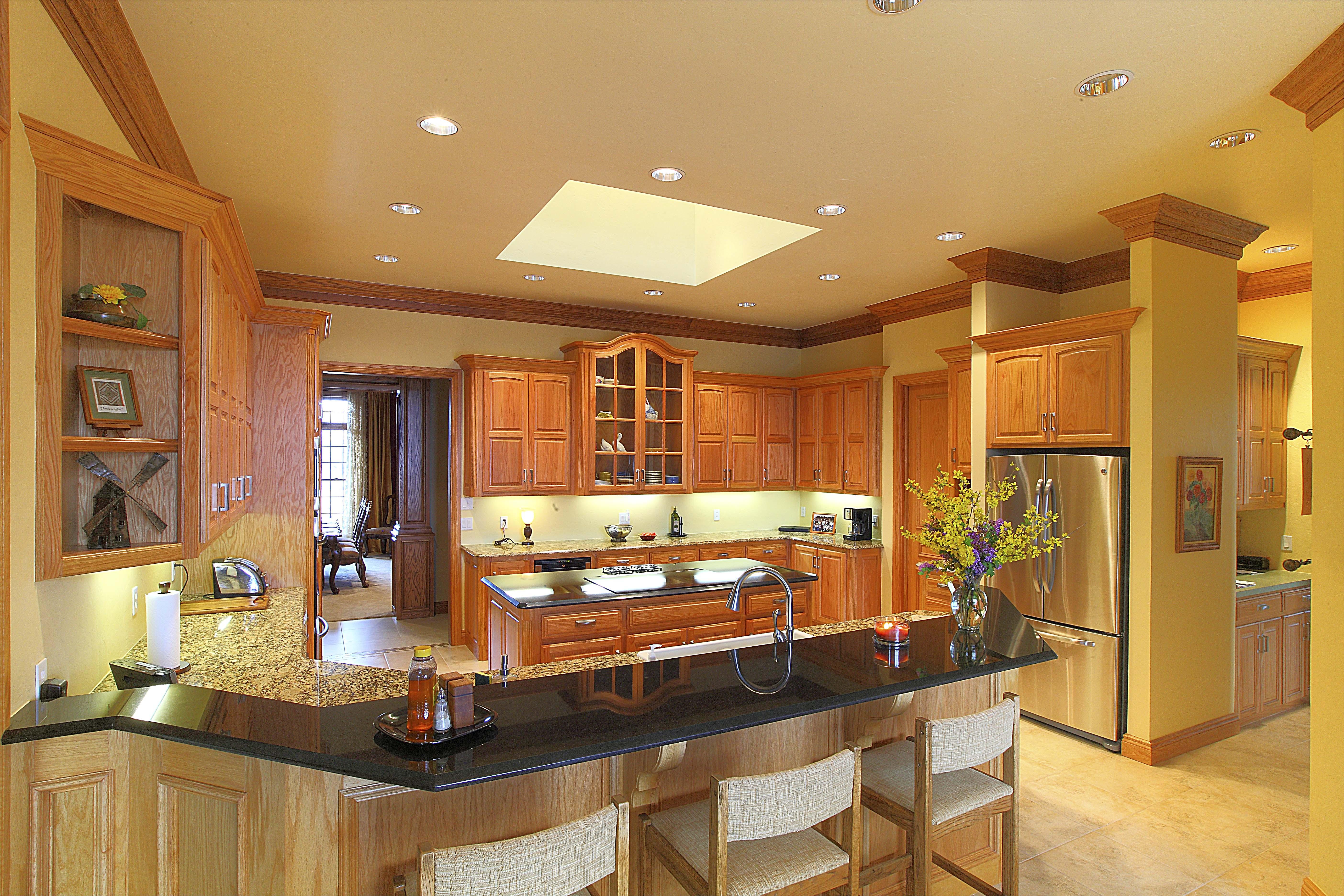 ICF Home Kitchen