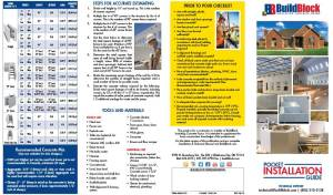 BuildBlock Brochure Informational