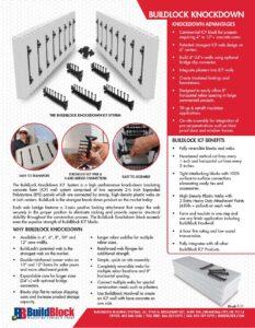 BuildLock Product Brochure