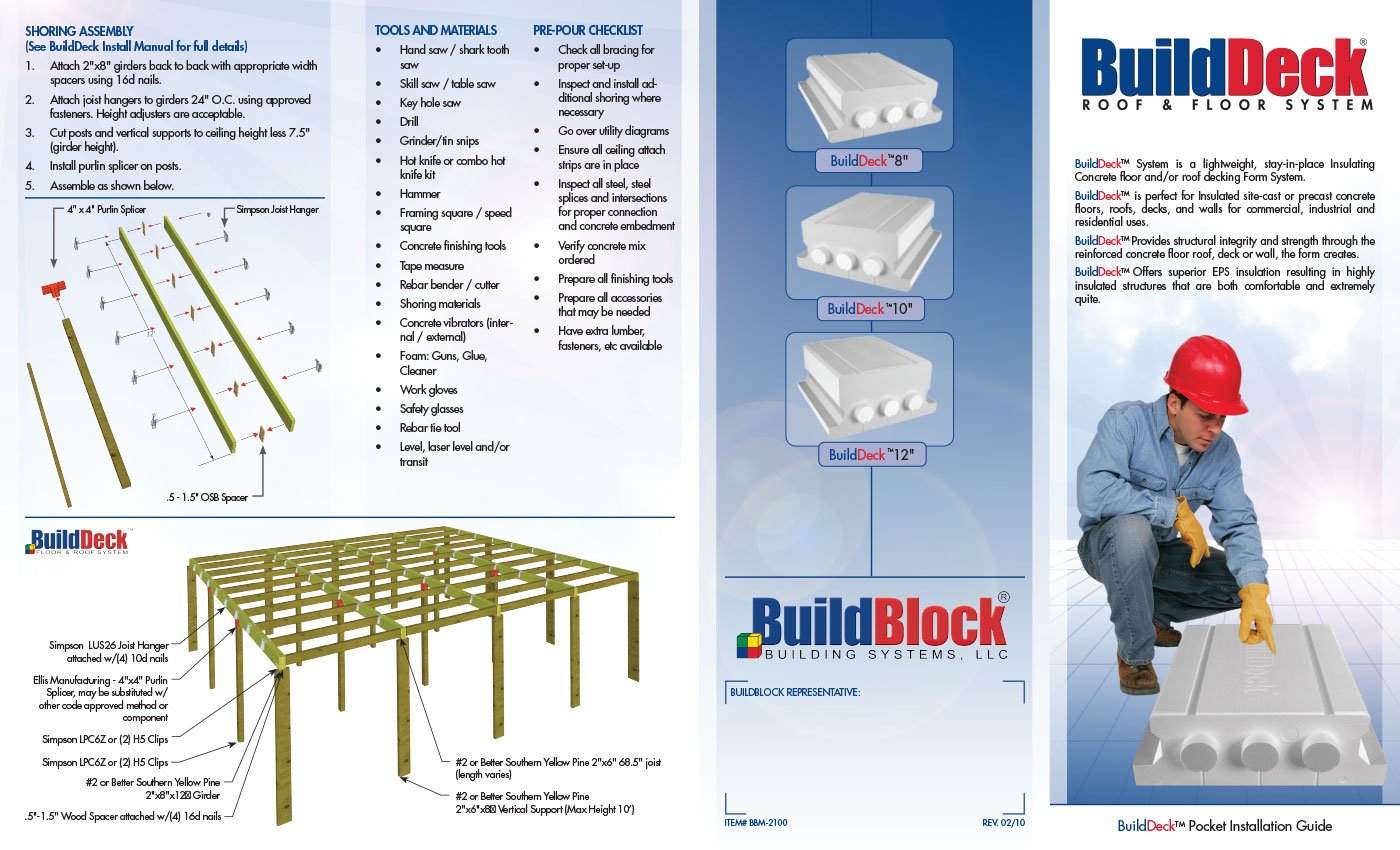 BuildDeck Quick Install Guide