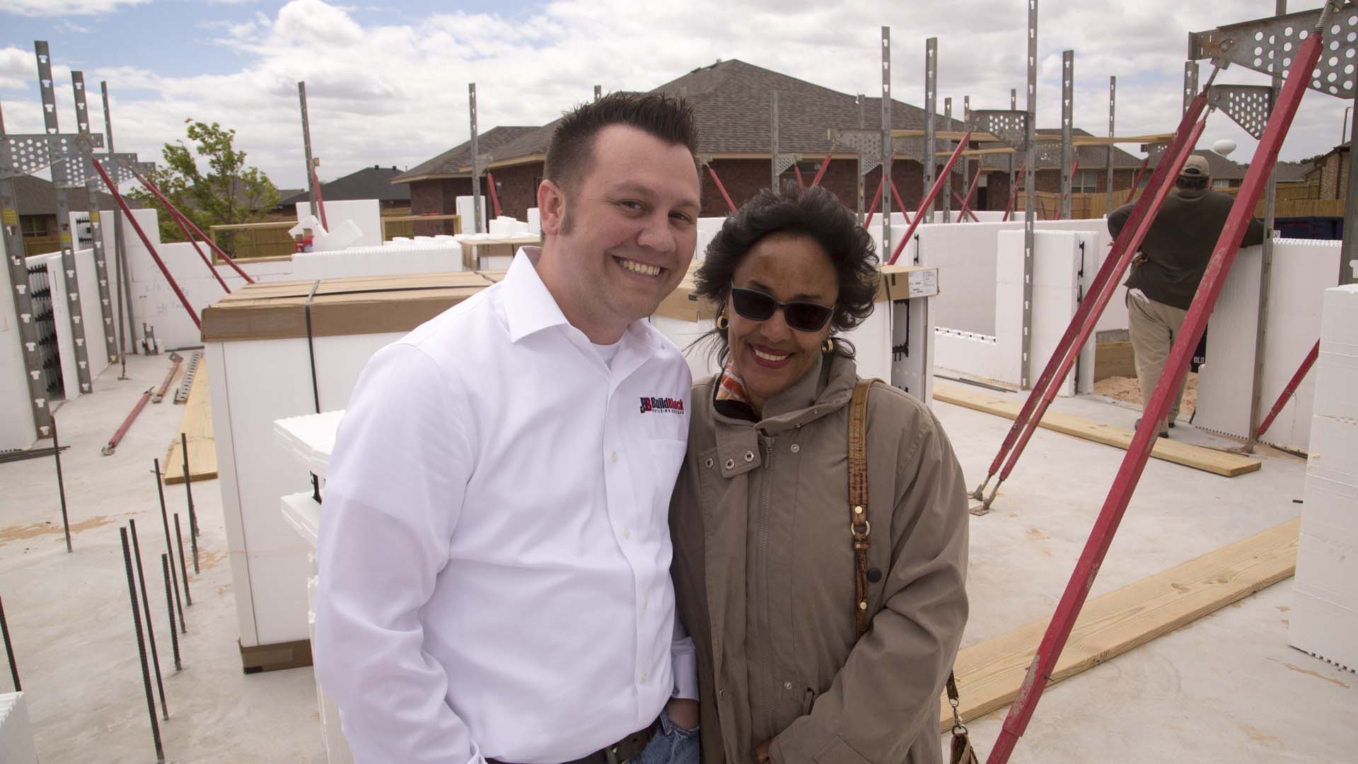 Moore Family Rebuilds Tornado Resistant Home