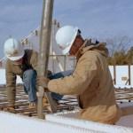 ICF Construction Photos