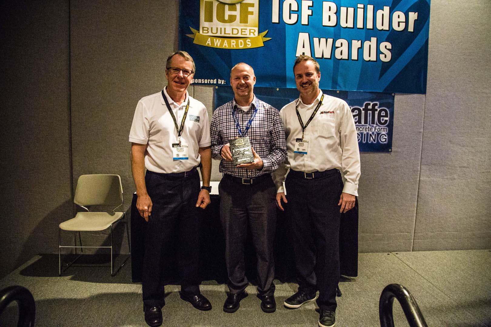 "BuildBlock Project ""Stone Creek"" Wins ICF Builder Award"