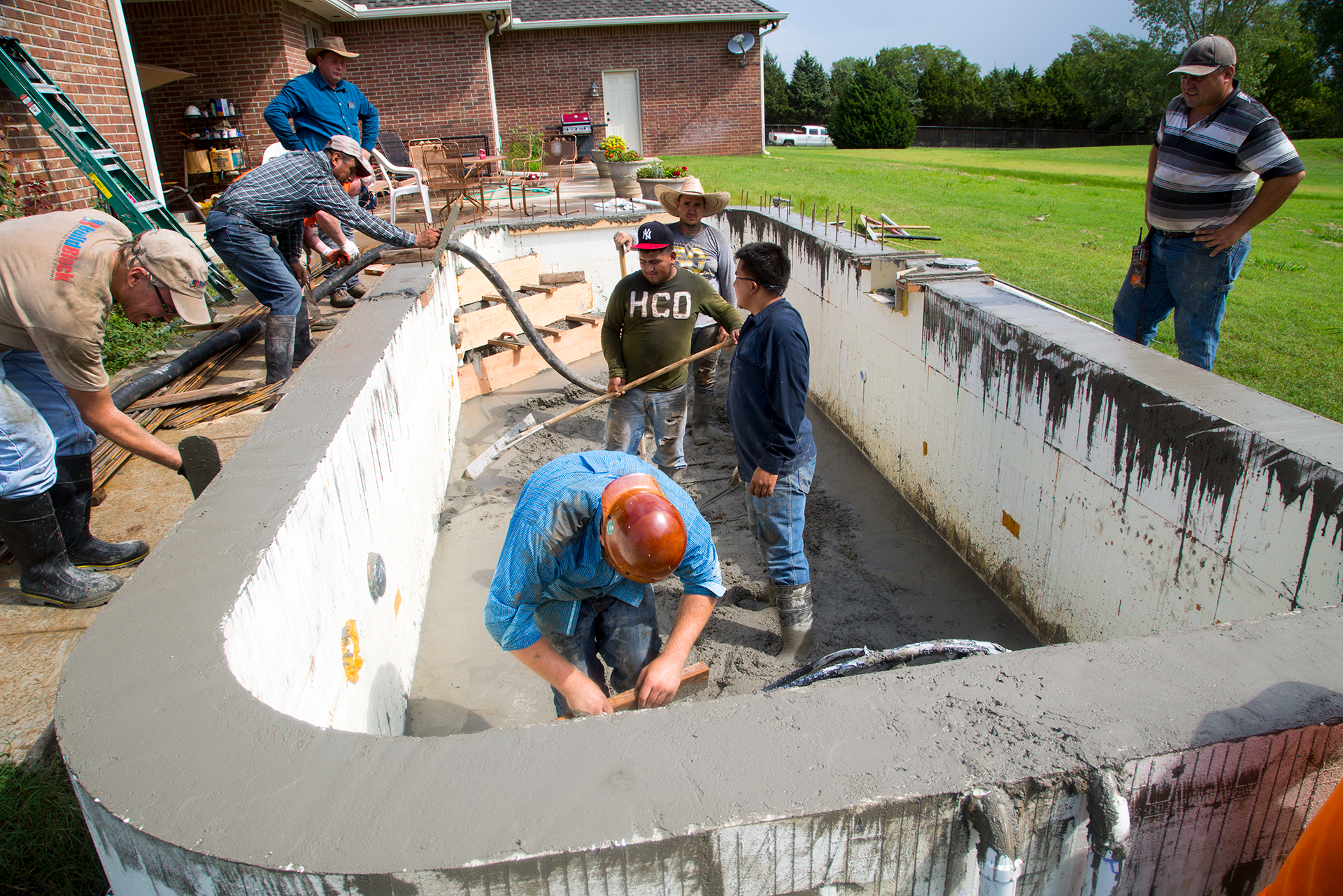 Webinar: How to Build an ICF Swimming Pool