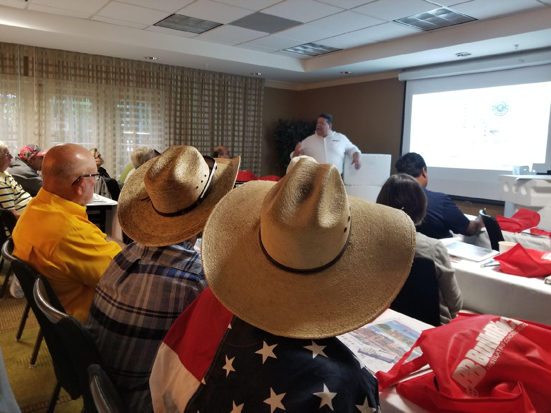 texas training