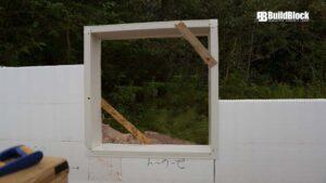ICF Door & Window Openings