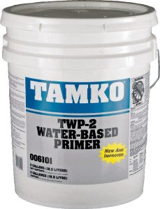 Tamko TWP-2 Water-Based Primer