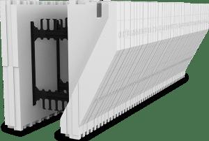 ICF Brick layering Block