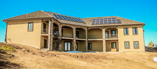 No Air Conditioning? No Problem! Couple Builds ICF Home In