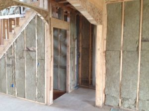 spray insulation