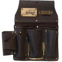 Ox Tools Pro Drywall Tool Pouch Oil-Tanned Leather