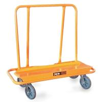 commercial construction drywall cart