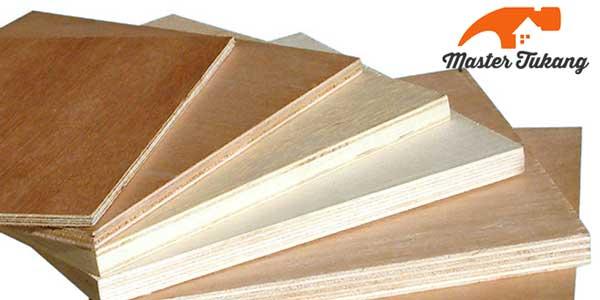 plywood atau triplek