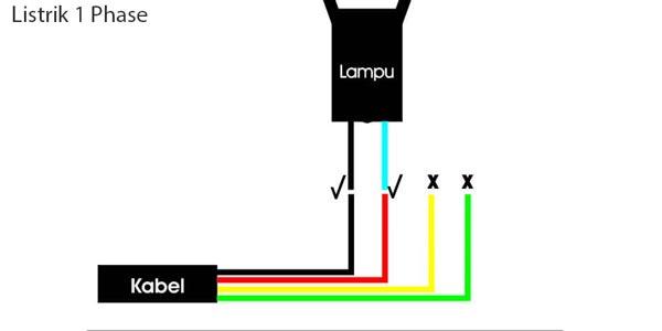 listrik 1 phase