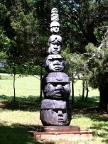 Stacked Heads by Jason Roberson