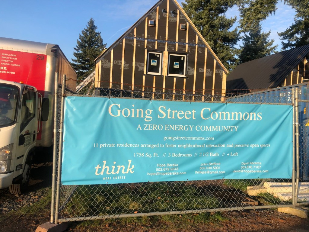 Going Street Commons Project