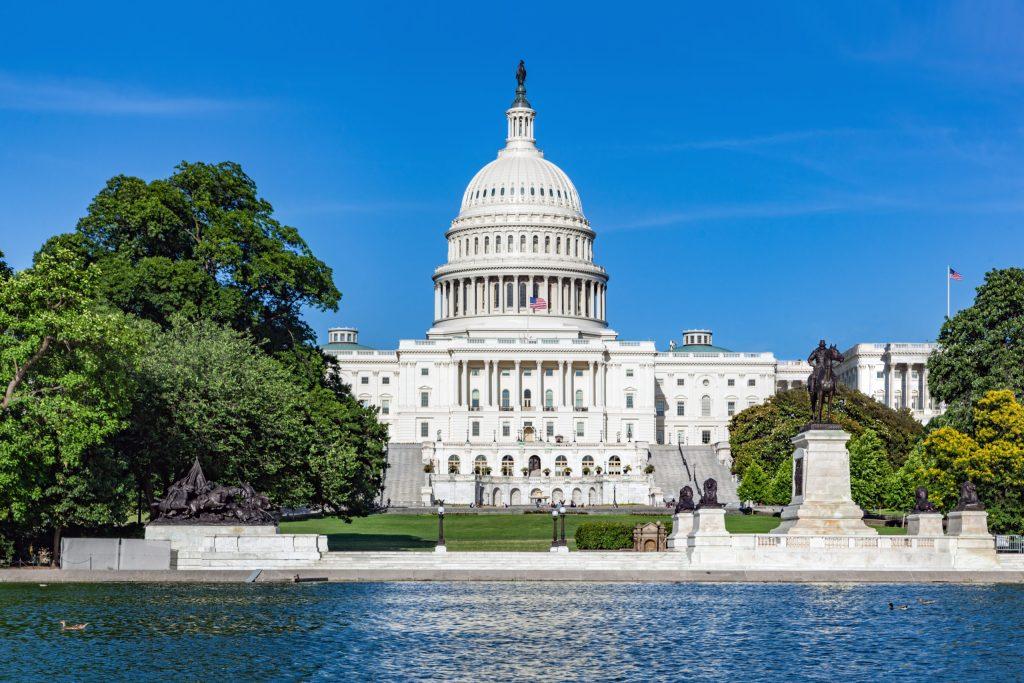 The United States Capitol. Washington, D.C.
