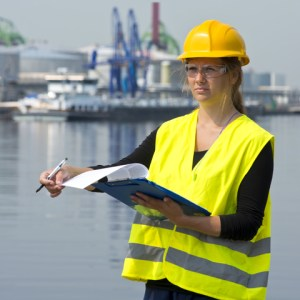Building Site Safety Inspection