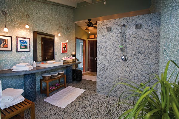 deluxe bathroom renovation