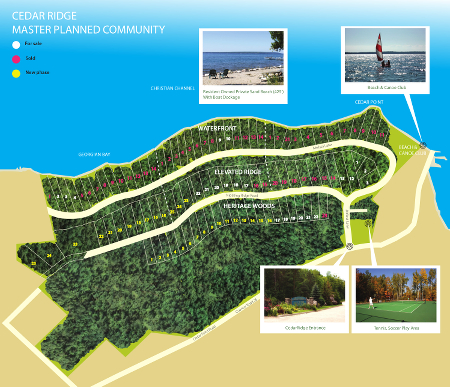 Waterfront Land For Sale - Northern Ontario