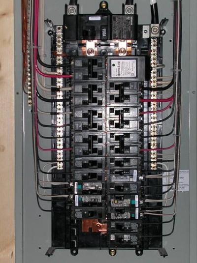 200 Amp Electrical Panel